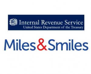 Taxable Frequent Flyer Miles
