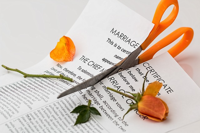 Divorce and Taxes