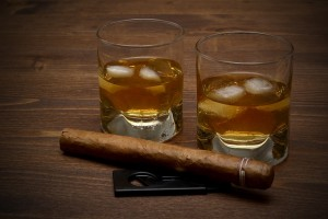 whiskey tax